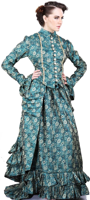 Steampunk Victorian Duchess Judith Blouse $72.95 AT vintagedancer.com