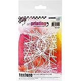 Carabelle Studio AP60007 Art Printing A6 Rubber Texture Plate, Nonwoven (Color: Nonwoven)