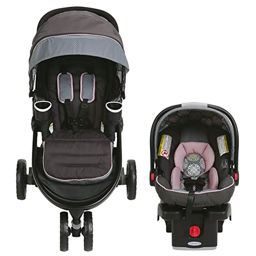 Modes 3 Lite Click Connect -travel system (Addison)