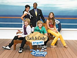 Zack & Cody an Bord Staffel 2