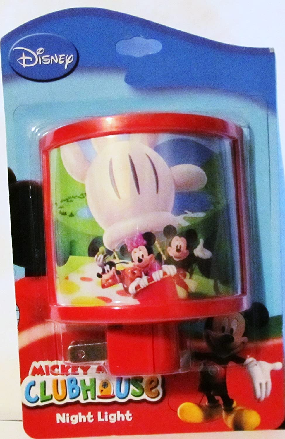 Disney Mickey Mouse Night Light Clubhouse Minnie Mouse ...