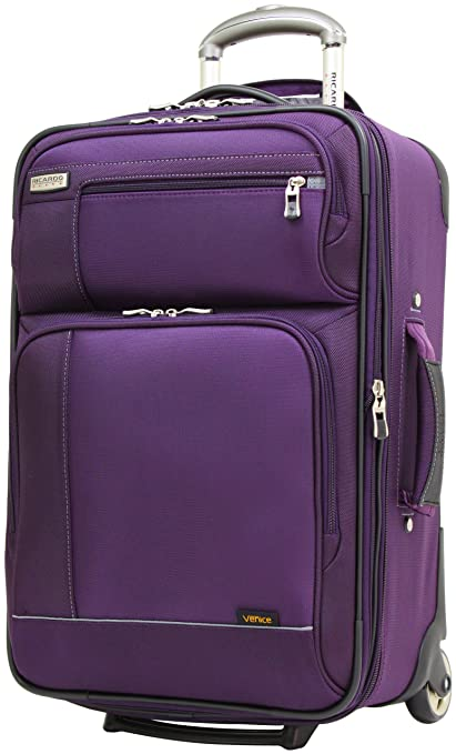 Ricardo Beverly Hills Luggage 21-Inch Expandable Wheelaboard