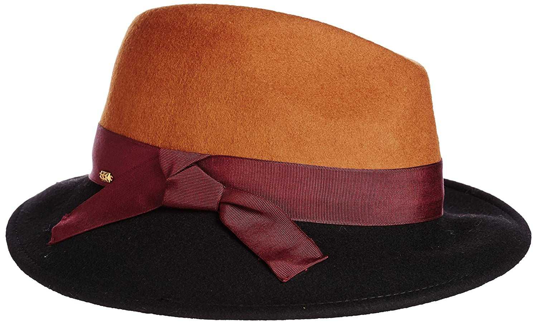 Amazon.co.jp: (グレース)grace(グレース) FAVORI HAT LEOPARD VHU001L 015/BK F: 服&ファッション小物通販