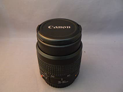 Canon Zoom Lens ef 35-80mm Canon Inc Canon Zoom Lens ef
