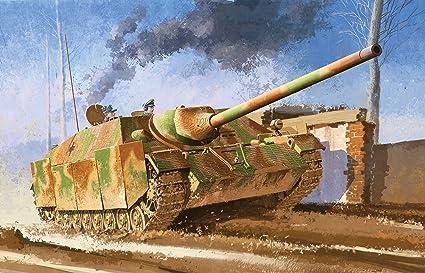 Dragon - D6589 - Maquette - Jagdpanzer IV L/70 1944 - Echelle 1:35