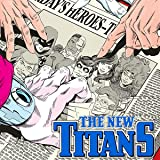 img - for The New Titans (1984-1996) (Issues) (48 Book Series) book / textbook / text book