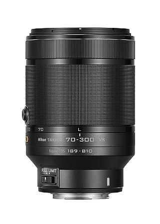 Nikon 1 NIKKOR Objectif a Monture interchangeable appareils photo numériques à objectif Nikon 1 - 70-300 mm f/4.5-5.6