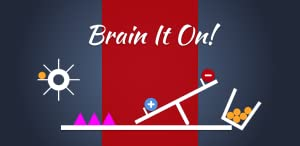 Brain It On! from Orbital Nine Games Inc.