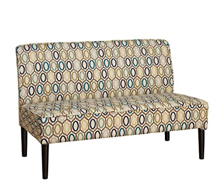 Target Marketing Systems Nolan Armless Loveseat