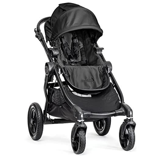 Amazon.com : Baby Jogger City Select Stroller In Onyx : Tandem Strollers : Baby