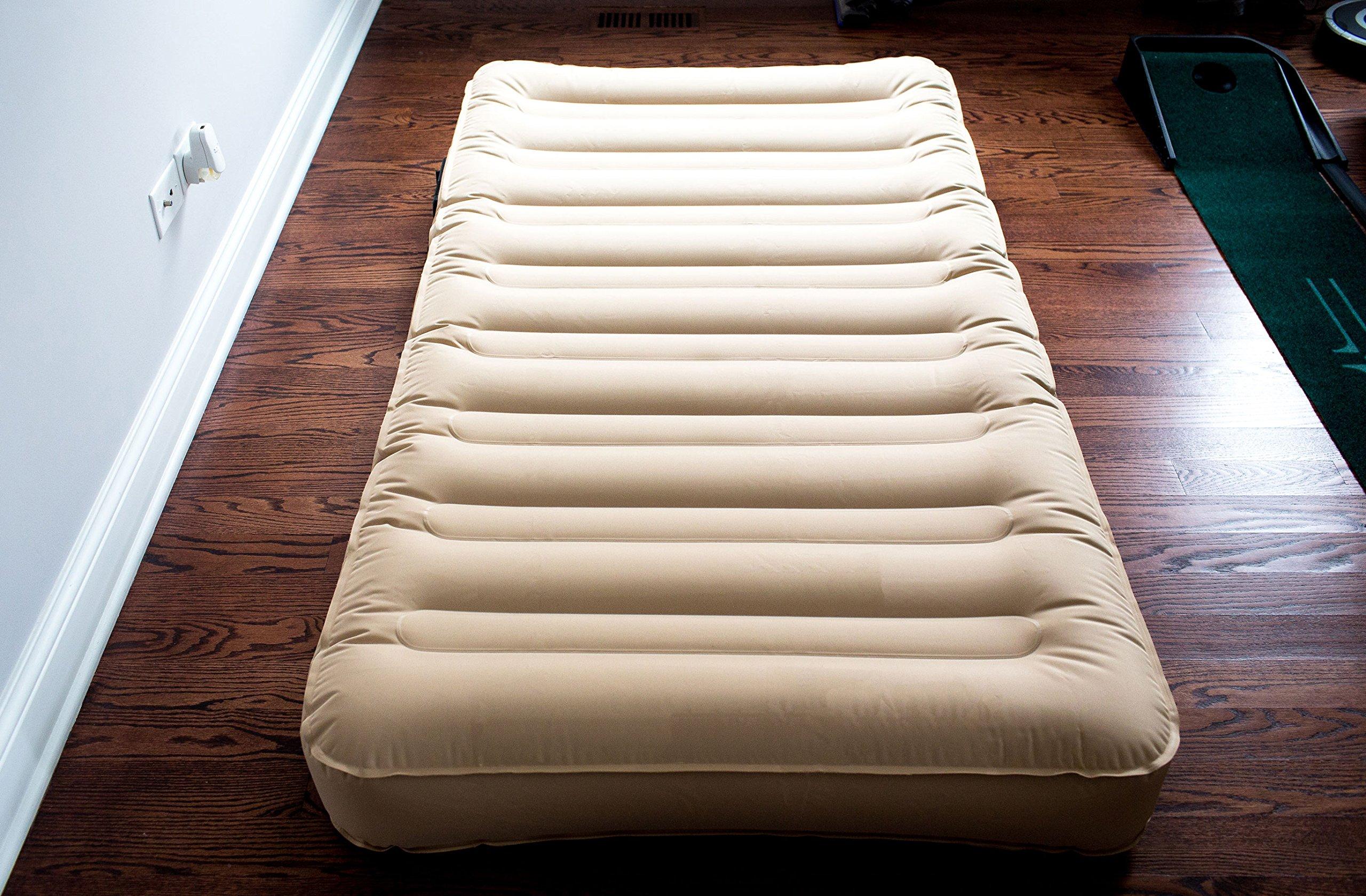 Simplysleeper Ss 47t Ultra Tough Premium Twin Air Bed Air