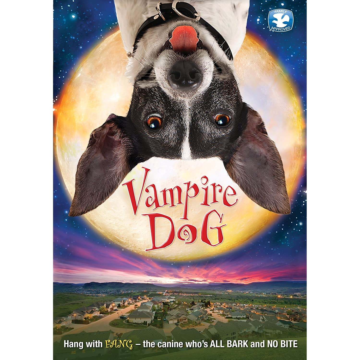Vampire Dog (2012) (Rated: NR) - A boy unwittingly adopts a 600 year old talking vampire dog and soon discovers that when they face their fears they can do anything.