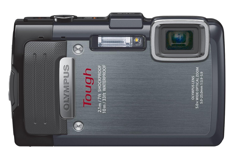 Digital Cameras OLYMPUS TOUGH TG835 BLACK 16MPIXELS