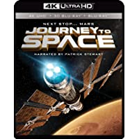 IMAX: Journey To Space 4K UHD / 3D on Blu-ray