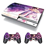 EBTY-Dreams Inc. - Sony Playstation 3 (PS3 FAT) - Final Fantasy 10 X FF10 FFX Lulu Vinyl Skin Sticker Decal Protector