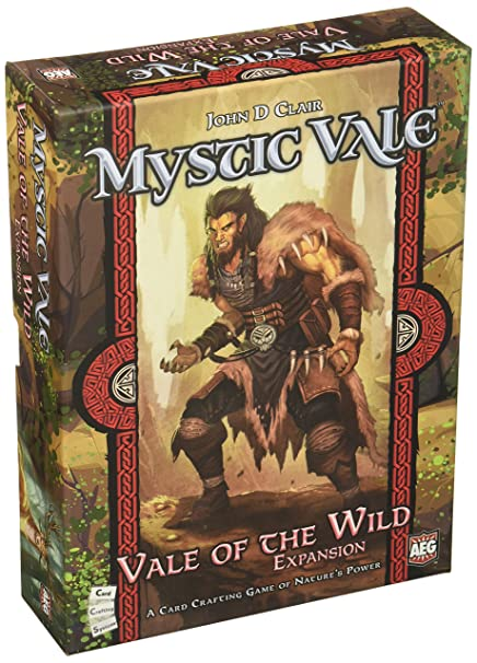 'Alderac Entertainment ald05895 – Jeu Mystic Vale : Vale of the Wild Expansion ""