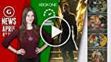 GS News - Deus Ex: Mankind Divided Trailer; GTA 5...