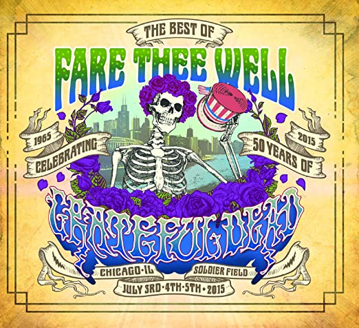 Fare Thee Well [The Best Of) (2CD)