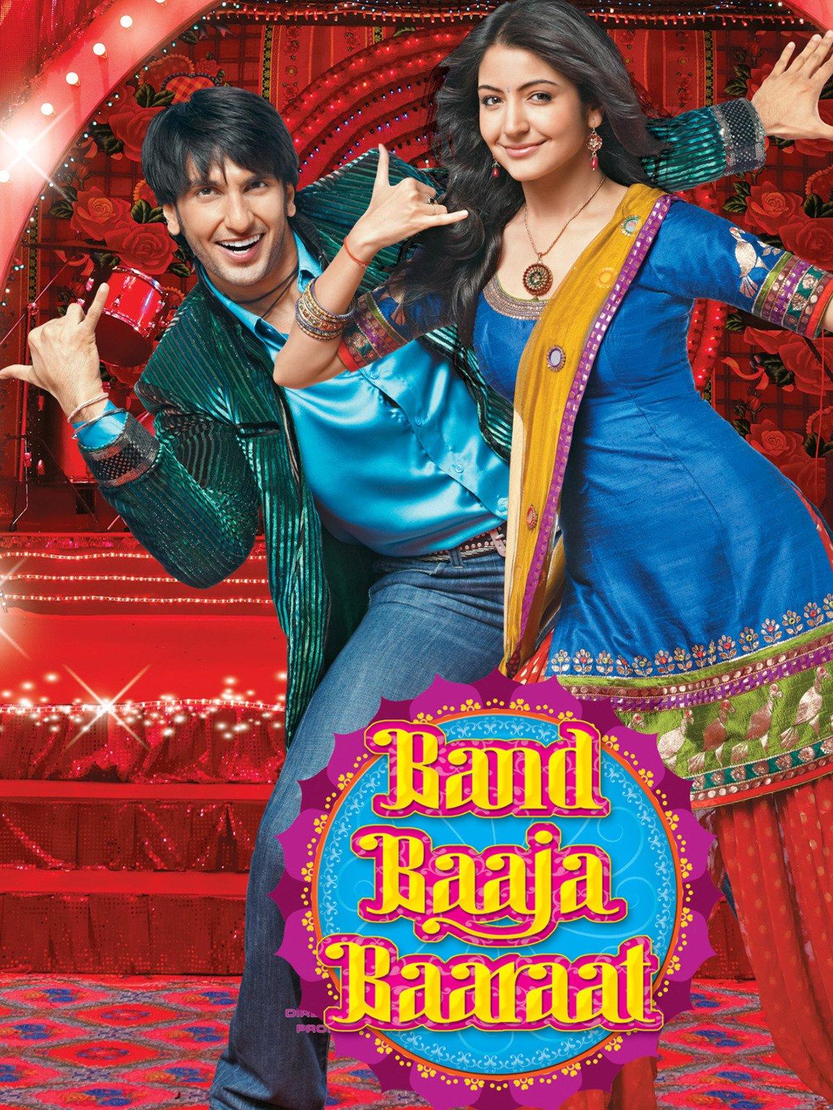 Band Baaja Baaraat on Amazon Prime Video UK