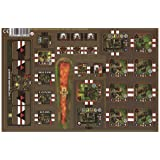 IELLO Heroes of Normandie - UK Heavy Weapon Platoon Board Game