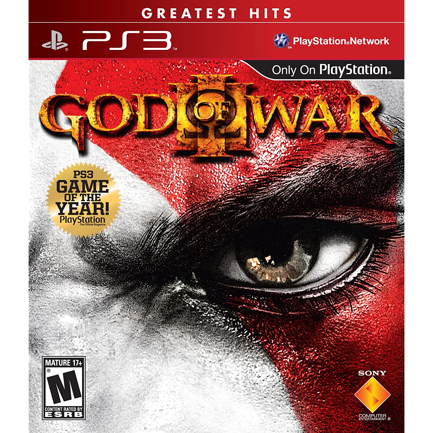Game, Games, Video Game, Video Games, PlayStation 3, God of War, Kratos, Ps3 Exclusive, Ps3 Game, Greek Mythology, Blu-ray, Bluray, God of War 3