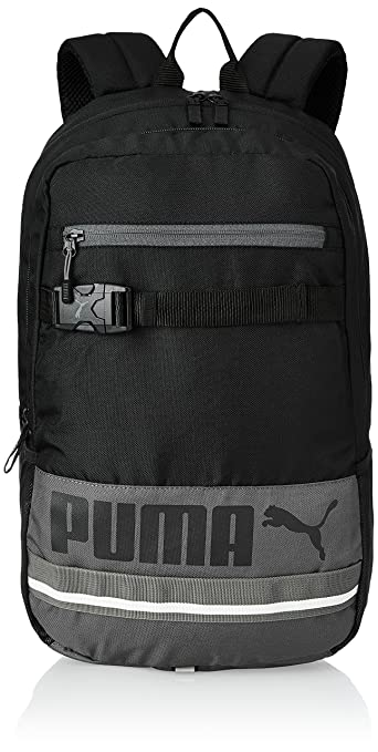 ae37a5b7a517 puma black casual backpack on sale   OFF64% Discounts