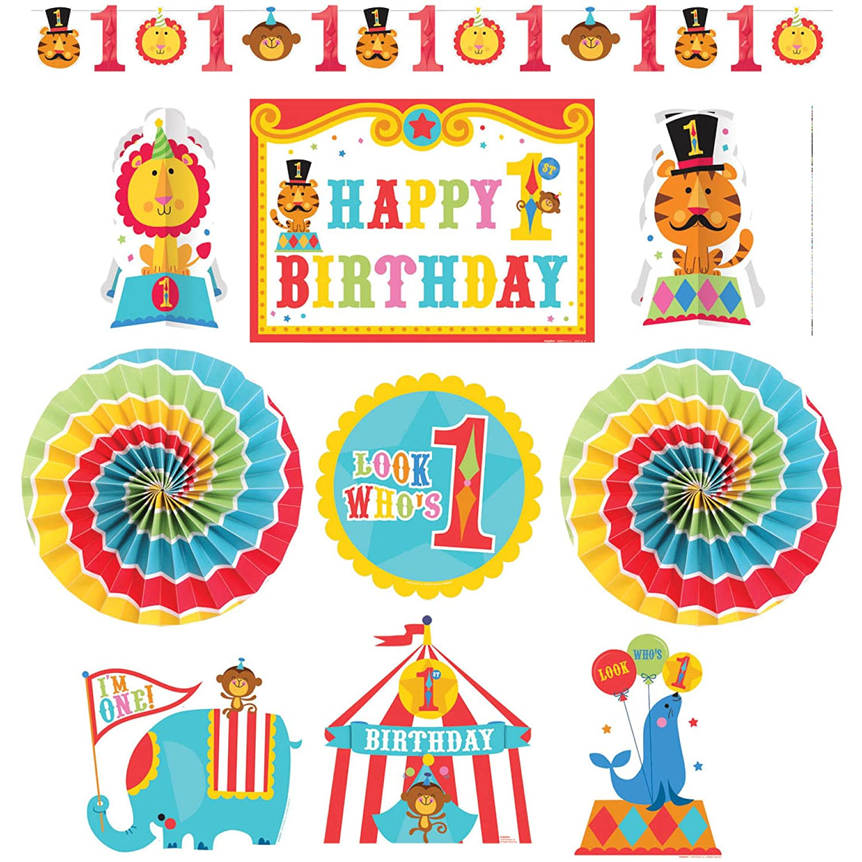 1st Birthday Decoration Kits Image Inspiration of Cake and