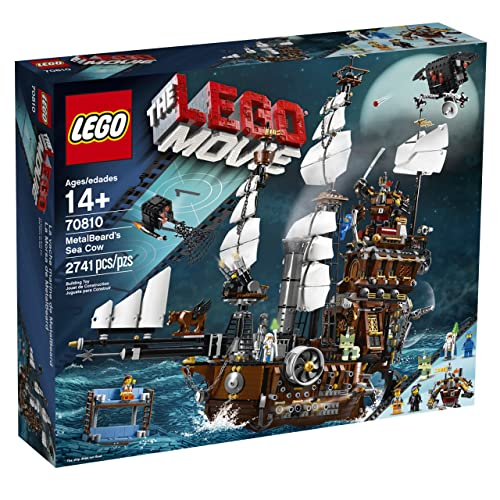 LEGO Movie 70810 Metal Beards Sea Cow