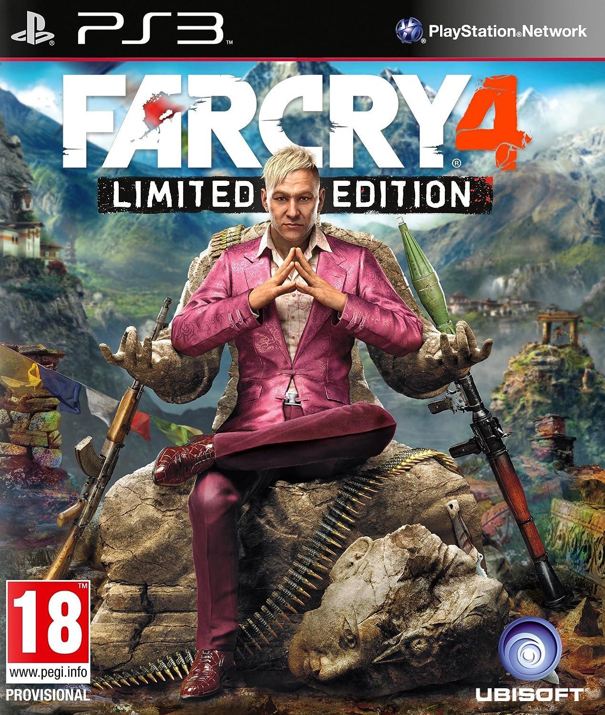 Kết quả hình ảnh cho Far Cry® 4 cover ps3