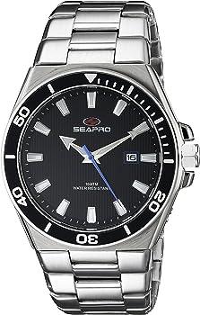 Seapro SP8111 Mens Quartz Watch
