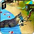 Crocodile Simulator 3D from Tapinator