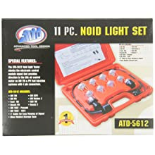 ATD Tools 5612 11-Piece Noid Light Set