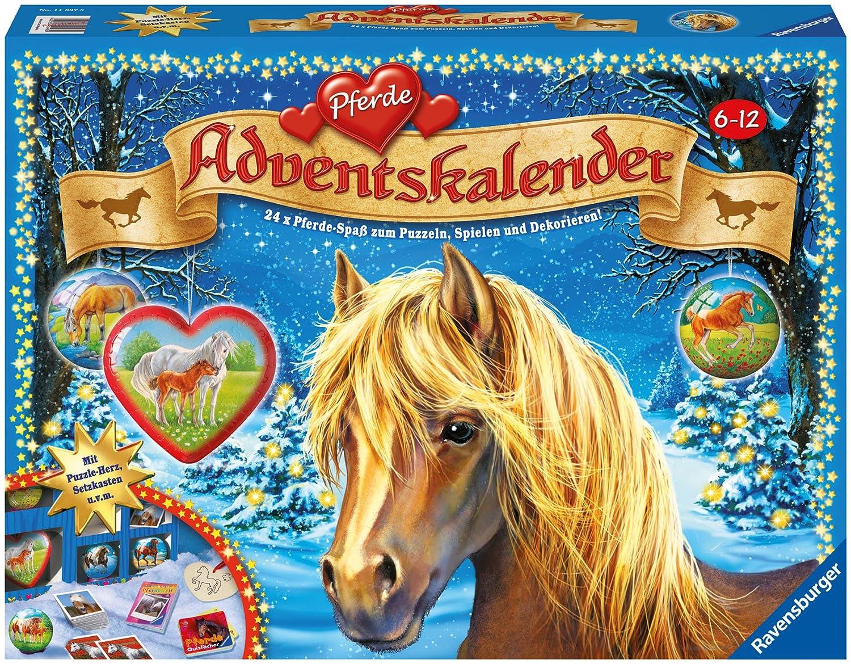 Ravensburger 11697 – Pferde Adventskalender 2012 online kaufen