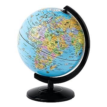 Globe collection globo terr queo 25 cm color azul - Globo terraqueo amazon ...