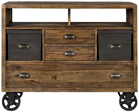Magnussen Y2377-36 Braxton Wood Media Chest