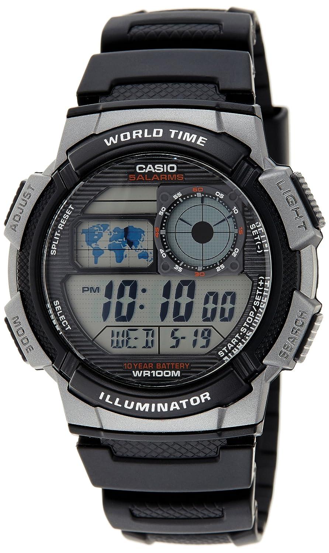 Casio ae1000w/1b AE1000W-1BVCF