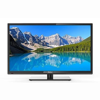 """Haier LE28F6000T TV LCD 28 """" (70 cm) LED 60 Hz Noir Classe a"""