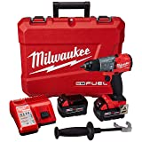 Milwaukee Electric Tools 2804-22 Hammer Drill Kit (Color: Red)