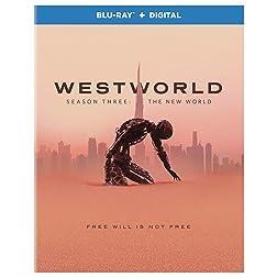 Westworld: S3: The New World [Blu-ray]