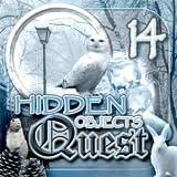 Hidden Objects Quest 14: Frozen City