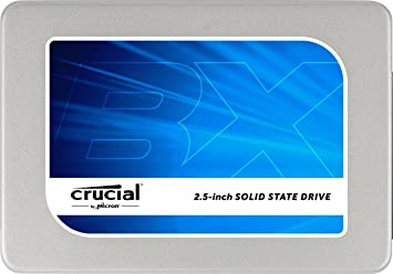 Crucial BX200 480GB SATA 2,5 Zoll interne Solid State Drive - CT480BX200SSD1