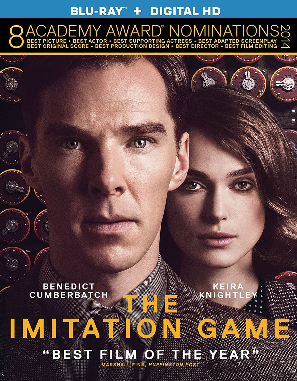 The Imitation Game (2014) [HD] [720p] [Sub]