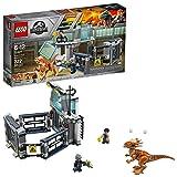 LEGO Jurassic World Stygimoloch Breakout 75927 Building Kit 222 pieces