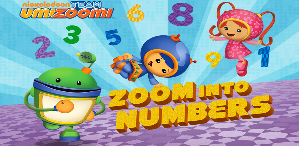 Amazon.com: Team Umizoomi Math: Zoom into Numbers: Appstore for