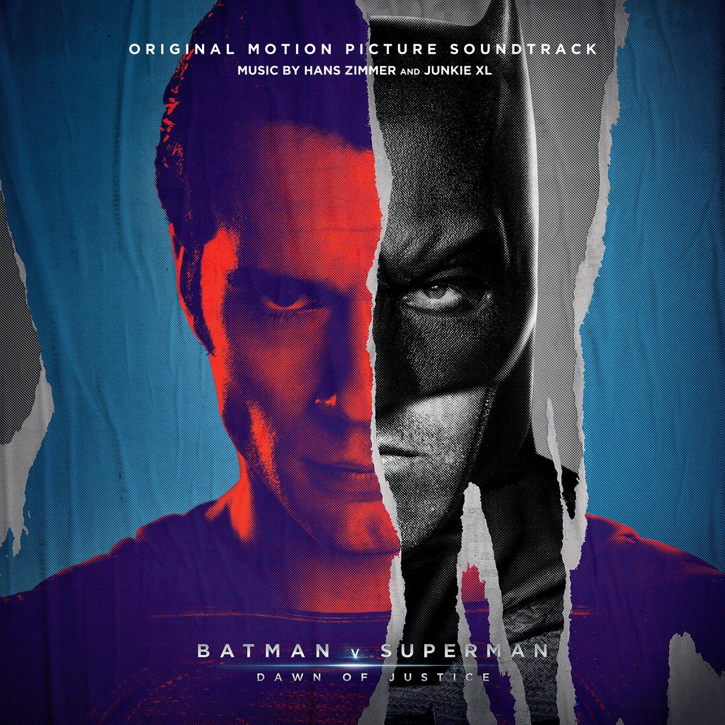 Batman v Superman: Dawn of Justice Soundtrack, Deluxe Edition