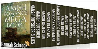 Amish Romance Mega Book (16 book box set )