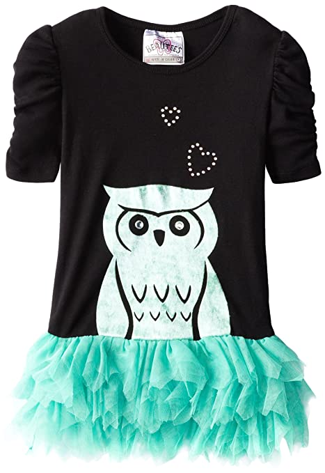Beautees-Little-Girls-Tutu-With-Owl