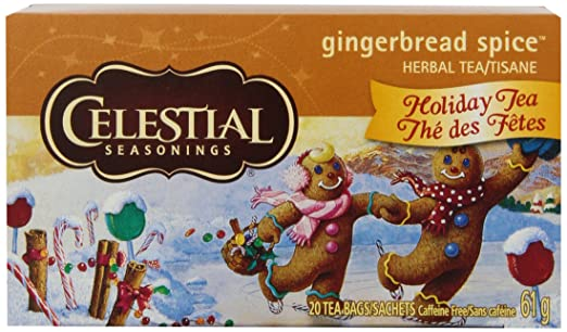 Celestial Gingerbread Spice Tea Tea Gingerbread Spice