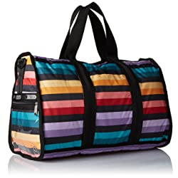 LeSportsac Gym Duffle Bag