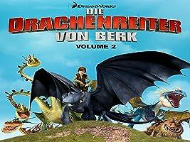Dragons - Die Reiter von Berk Volume 2